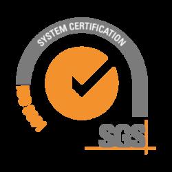 Iso 9001 sgs logo